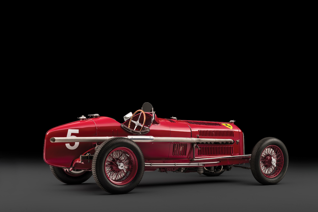 Take to the Road News RM Sotheby's Paris Retromobile 2017