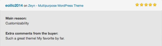 Фото Шаблон Wordpress платный  Zeyn - Multipurpose WordPress Theme — testi6.png?dl=0&preview=testi6
