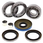 Rear Differential Bearings Seals Kit Polaris Sportsman Forest 800 6x6 2013 2016