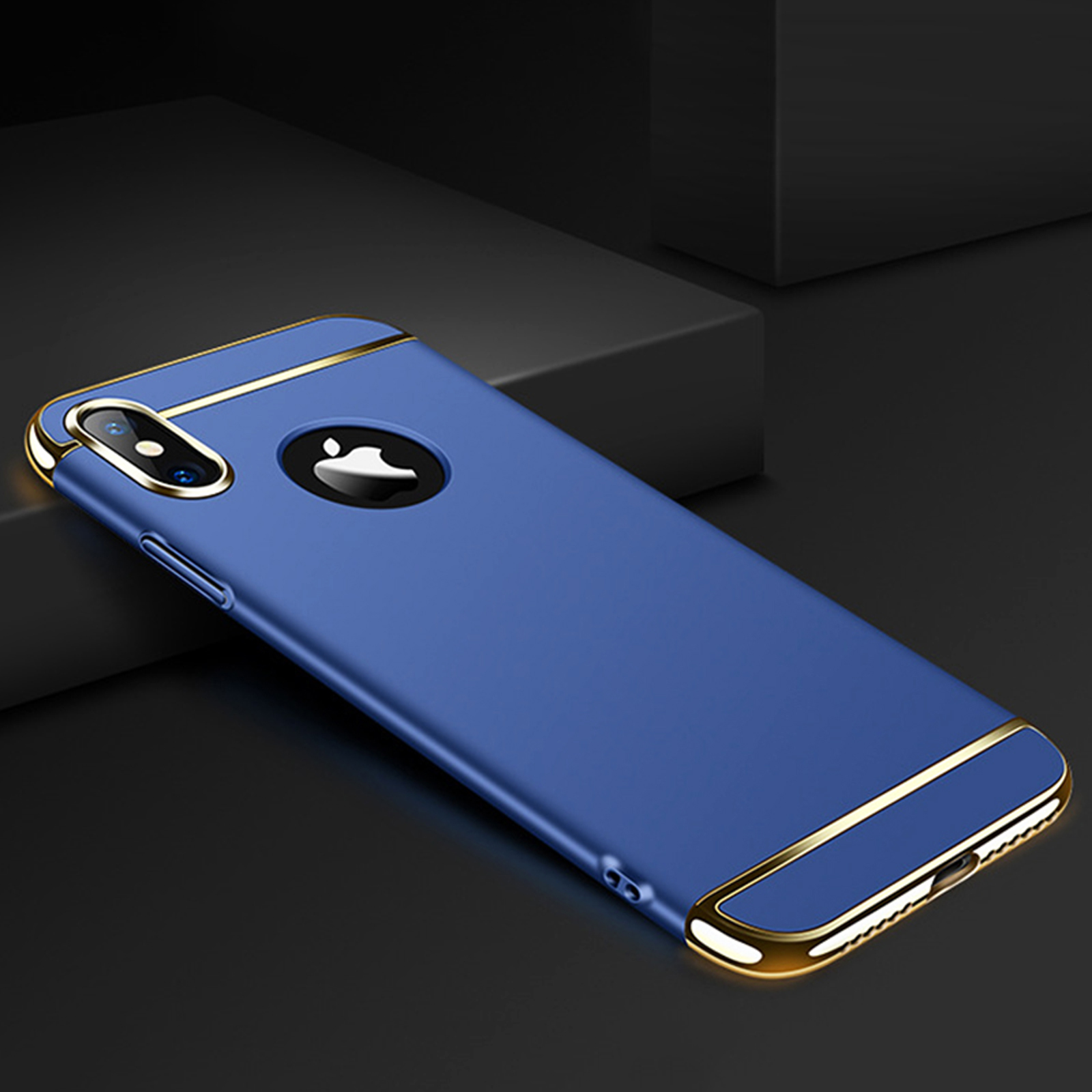thumbnail 70 - Luxury Matte Case Tempered Glass Cover For Apple iPhone X XS XR Max 10 8 7 6s 6