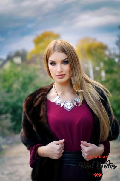 Photo gallery №1 Ukrainian girl Anastasia