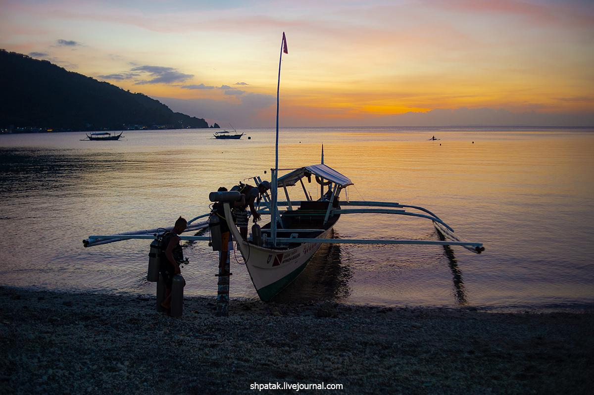 2019. Филиппины. Анилао. Итого. Завершение нырялки. 2+1=3.