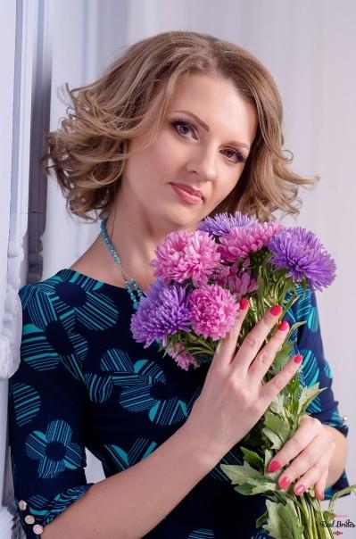 Profile photo Ukrainian lady Olga