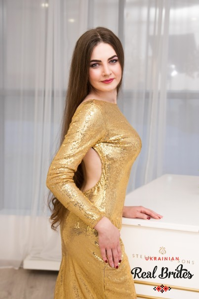 Photo gallery №8 Ukrainian bride Victoria