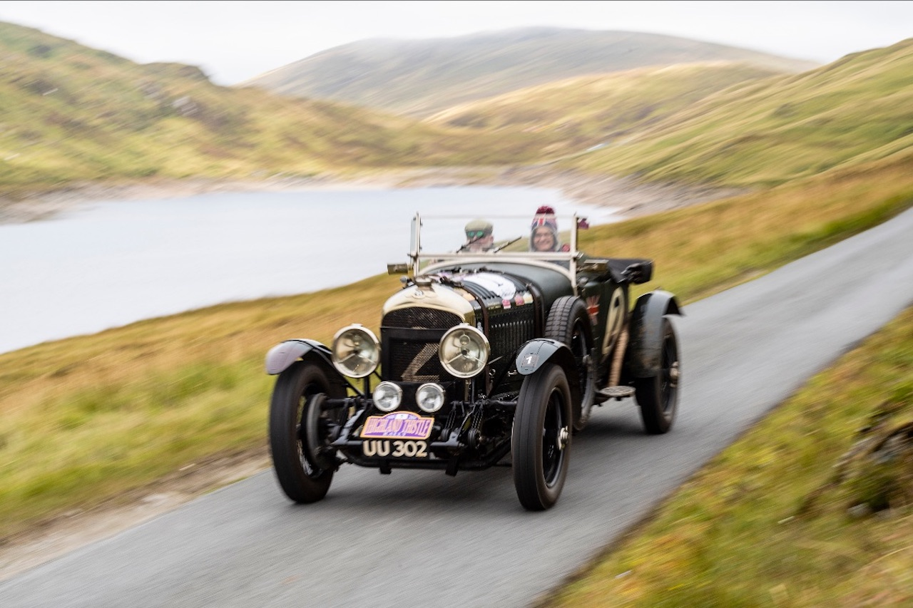 Rally the Globe stages successful Highland Thistle rally