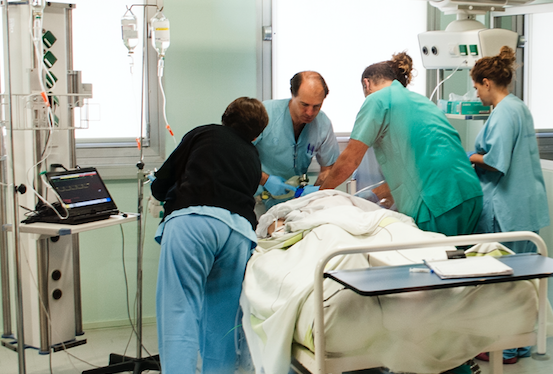 Toma de decisiones y abordaje terapéutico de eventos críticos en la sala de hemodinámica