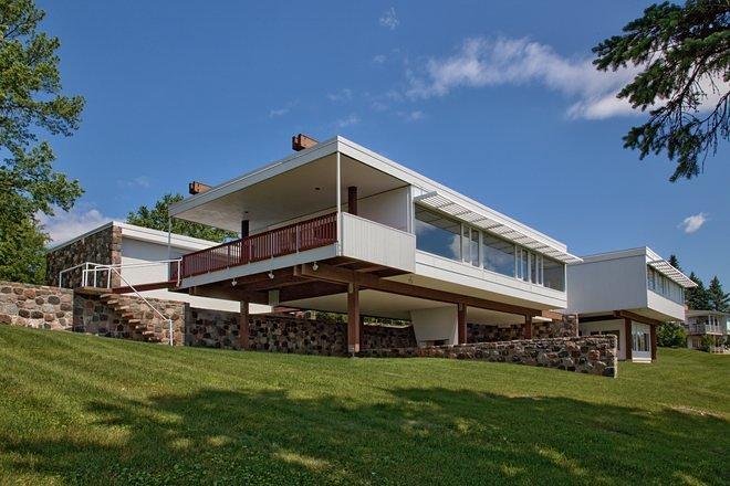 Minnesota midcentury architecture