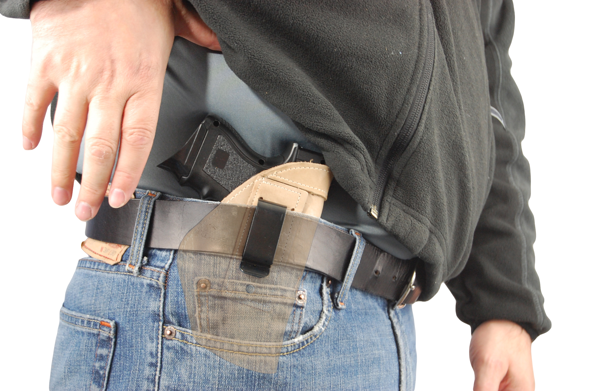 Barsony Holsters and Belts New Barsony Springfield XDM Compact 9mm 40 45 Tan Leather IWB Gun Holster for Compact Sub-Compact 9mm 40 45 at Sears.com