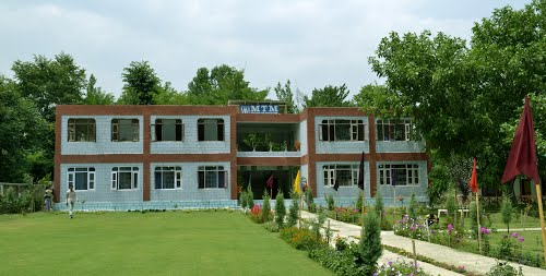 Mother Terissa Memorial College of Education, Tangmarg