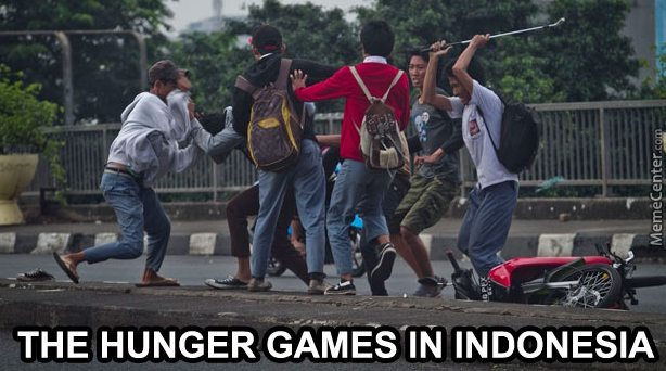 Guide to Indonesia - Hunger Games