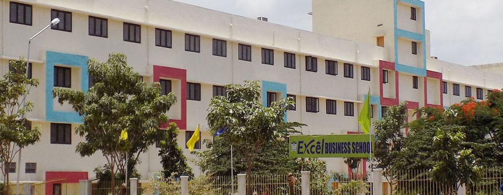 Excel Business School, Namakkal