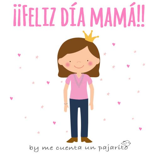 Feliz día de la madre!!! Felicidades mamá