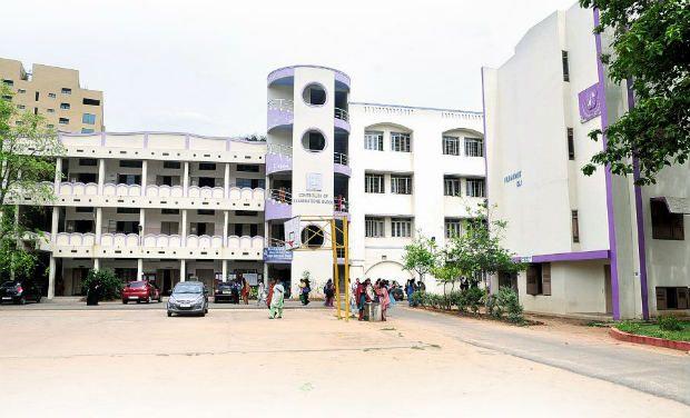 Ethiraj College For Women, Chennai Image