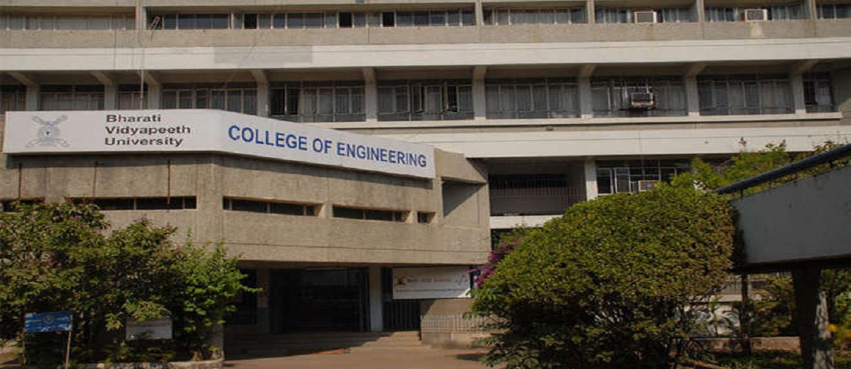 Bharati Vidyapeeth University College of Engineering, Pune Image