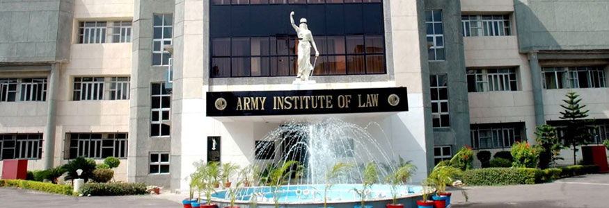 Army Institute Of Law, Mohali