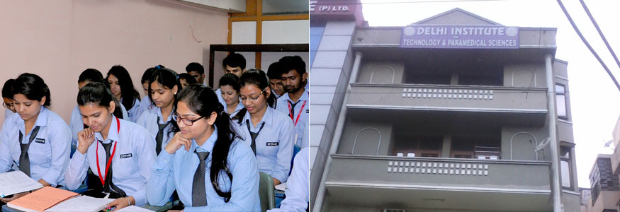 The Delhi Institute of Technology and Paramedical Sciences Image
