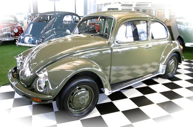 1984 VW Beetle 1200 Kafer