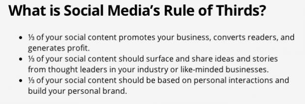 prinsip media sosial