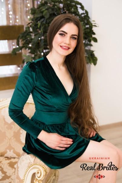Photo gallery №5 Ukrainian bride Victoria