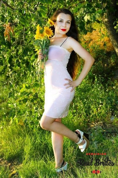 Photo gallery №6 Ukrainian bride Marina