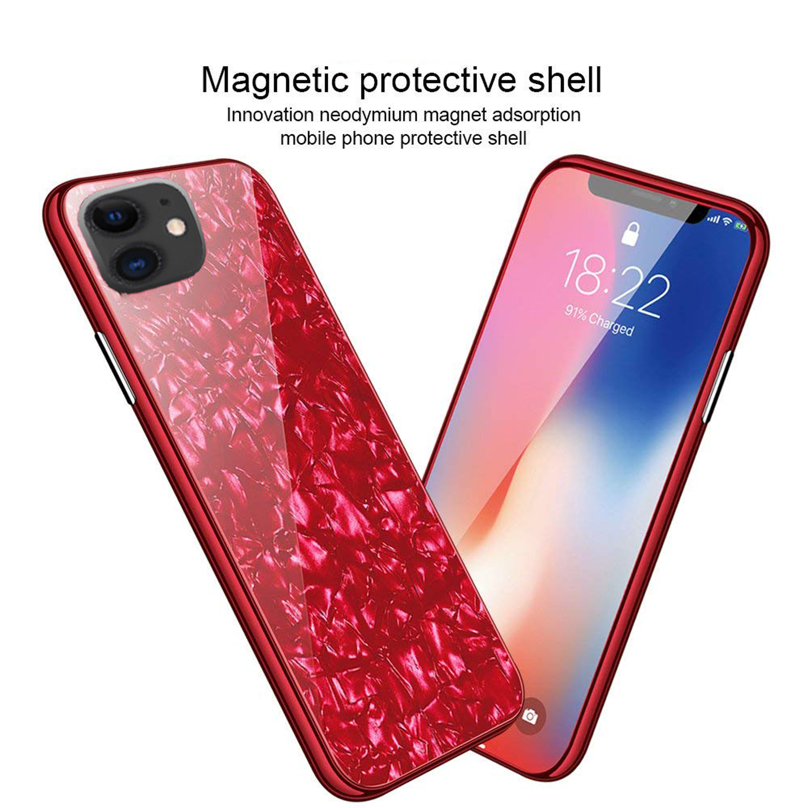 Luxury-Marble-Tempered-Glass-Case-Cover-For-Apple-iPhone-11-Pro-Max-X-XS-XR-8-7 thumbnail 21