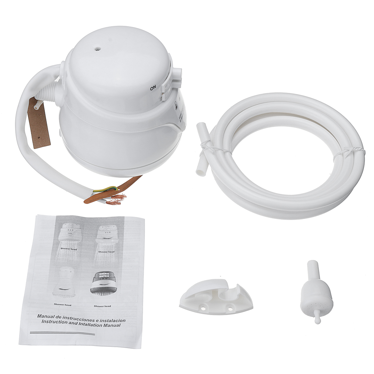 Other Gadgets 110v 220v 5400w Electric Shower Head