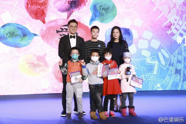 2016.12.26_Dạ Hội Từ Thiện V-Yêu 2 tuổi – Đội ngũ ngôi sao trợ lực V.Yêu