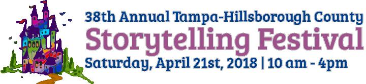 Tampa/Hillsborough County Storytelling Festival