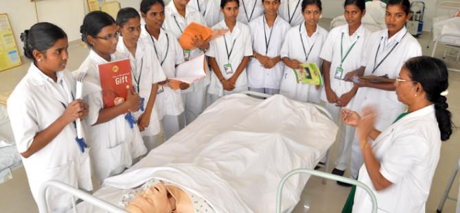 Sai Care Nursing School Image