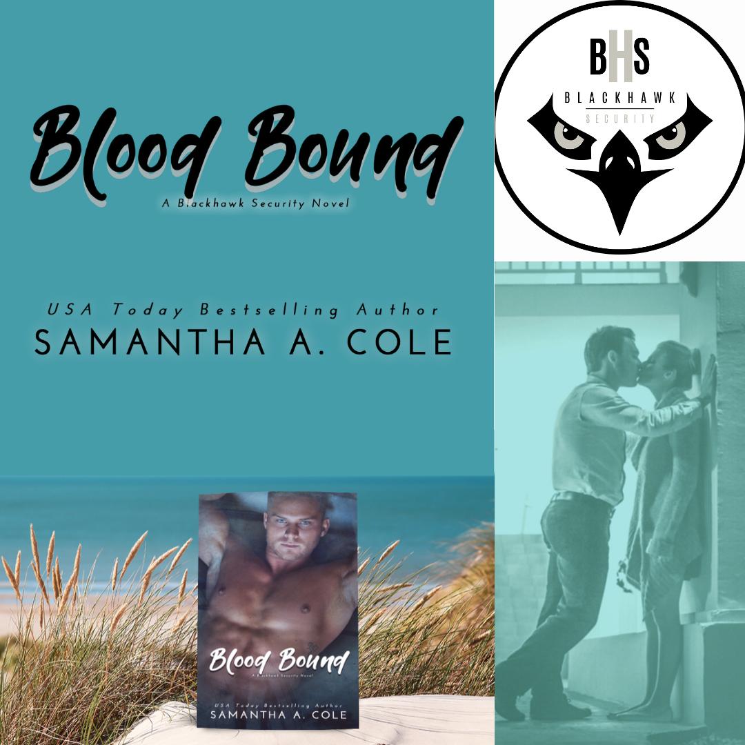 Samantha A Cole Blood Bound teaser 1