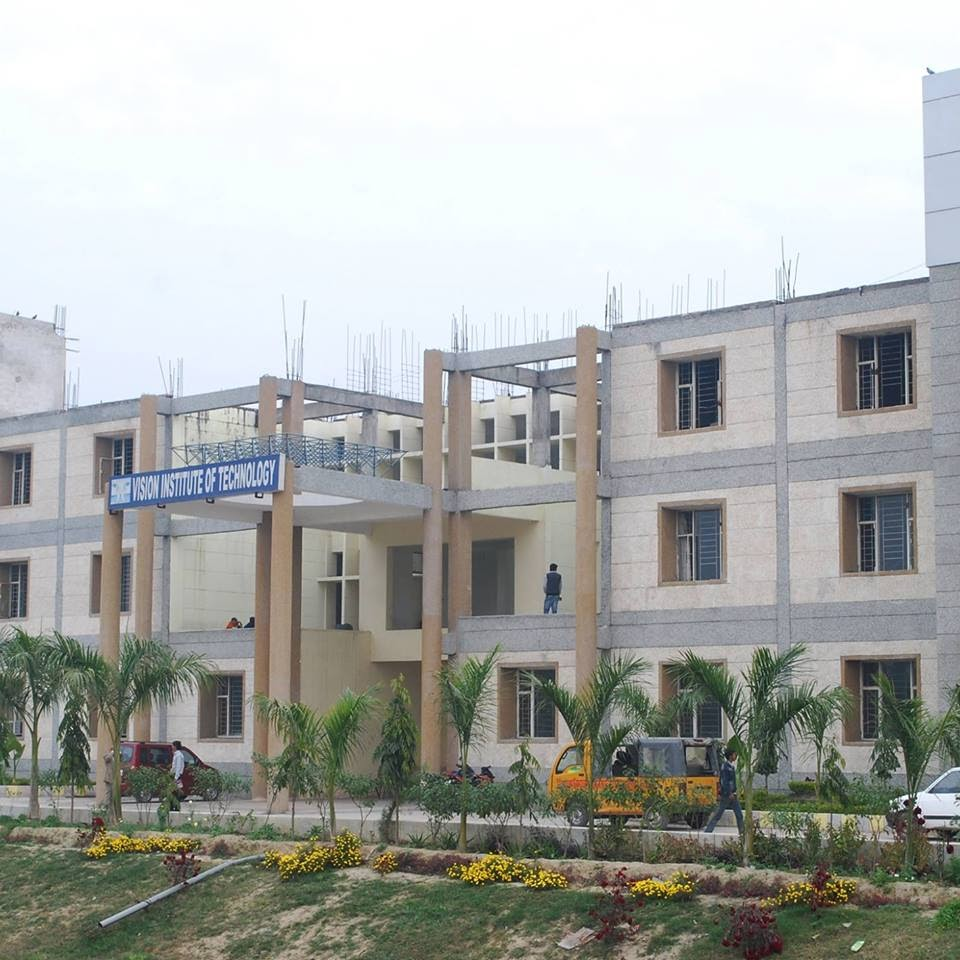 Vision Institute of Technology, Kanpur Image
