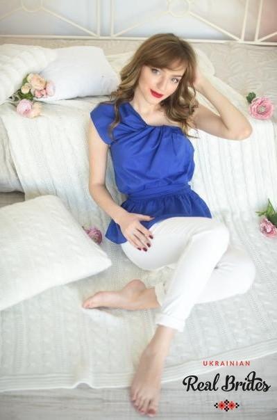 Profile photo Ukrainian girl Mariya