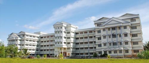 Pushpagiri College Of Pharmacy, Thiruvalla