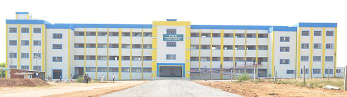 P.S.V. College of Pharmaceutical Science and Research, Krishnagiri