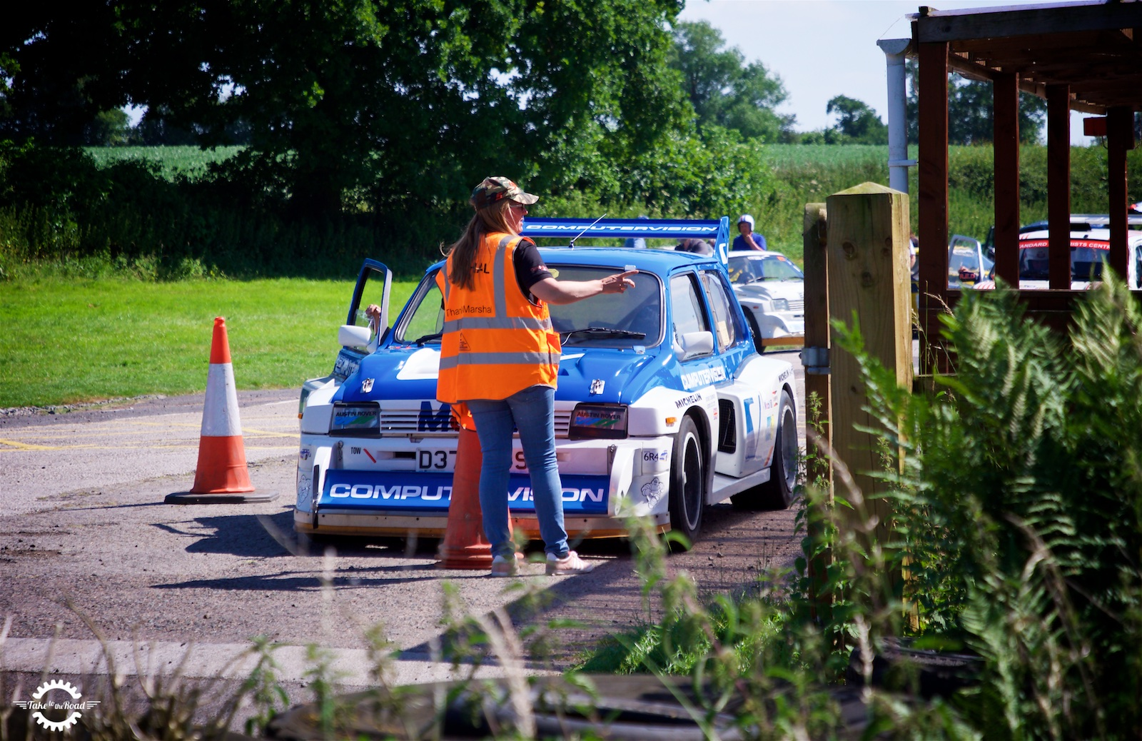 Take to the Road 2018 Highlights of the 6R4.net Track Day at Curborough Sprint Course