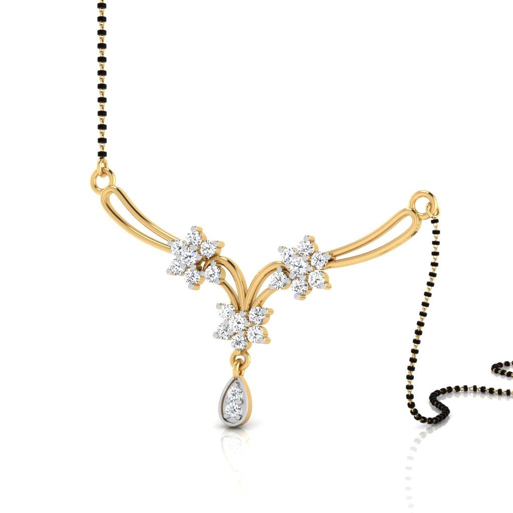 The Prasanna Diamond Mangalsutra