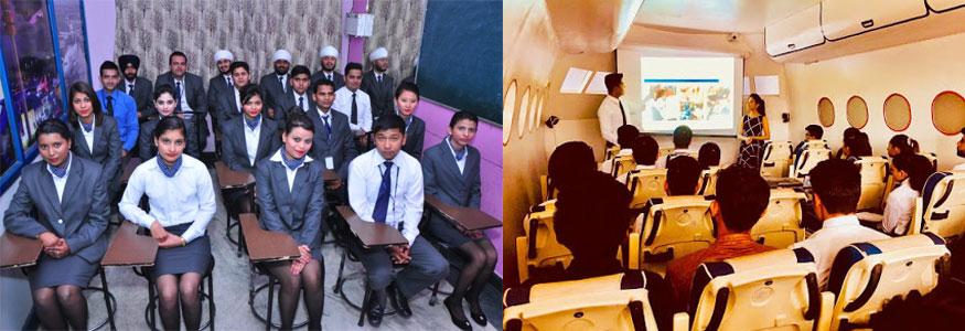 Airborne Air Hostess Academy, Delhi