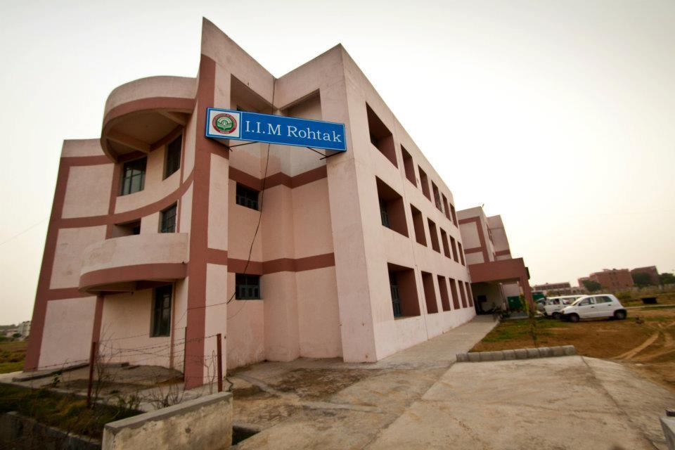 Indian Institute of Management, Rohtak Image
