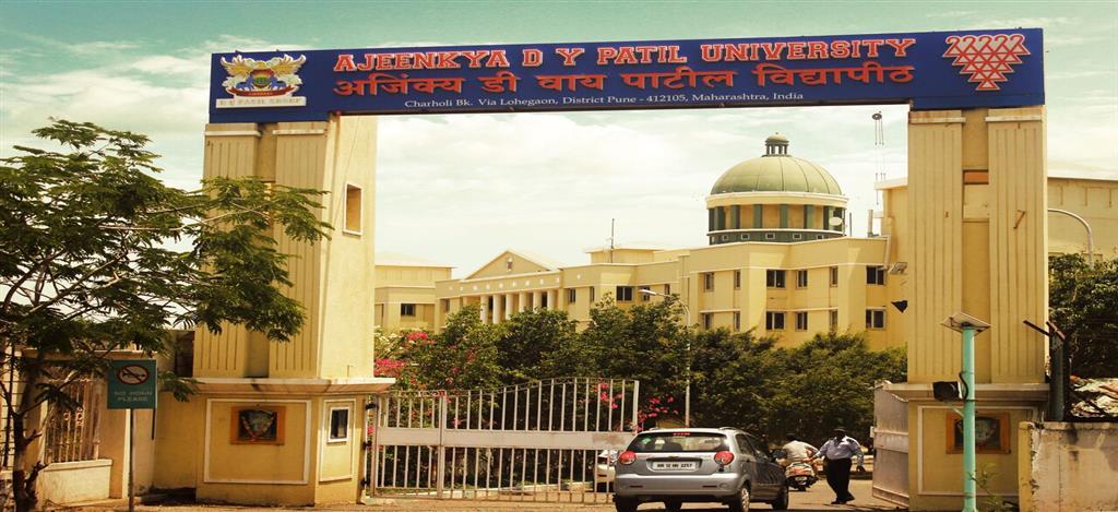 Ajeenkya D Y Patil University, Pune