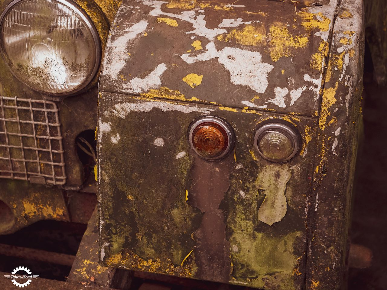 Sometimes scrapping a classic car is the only option