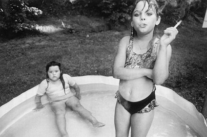 palenie papierosów przez dzieci