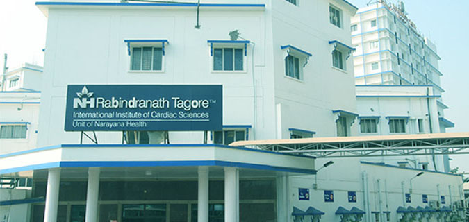 Rabindranath Tagore InternationalInstt.Of Cardiac Sciences Image