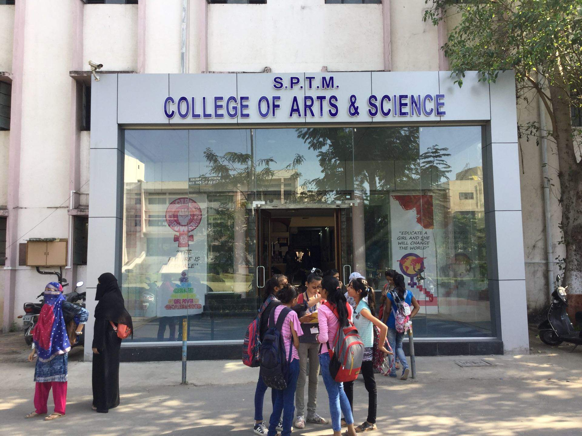 Sheth P.T. Mahila College of Arts and Home Science, Surat Image