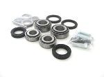 Tapered DLR Upgrade Front Wheel Bearings and Seals Kit KFX700 V-Force 2004-2009