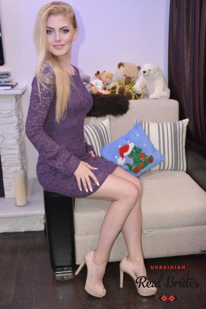 Photo gallery №9 Ukrainian bride Vika