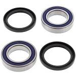Rear Wheel Bearings and Seals Kit LTF4WDX LT-F4WDX King Quad 300 1991-1998