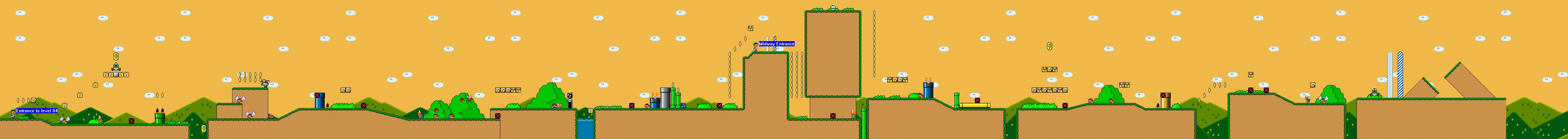 SMW: Luigi al rescate (progreso) - Página 2 Level004