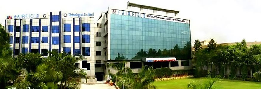 Fairfield Institute Of Management And Technology, New Delhi