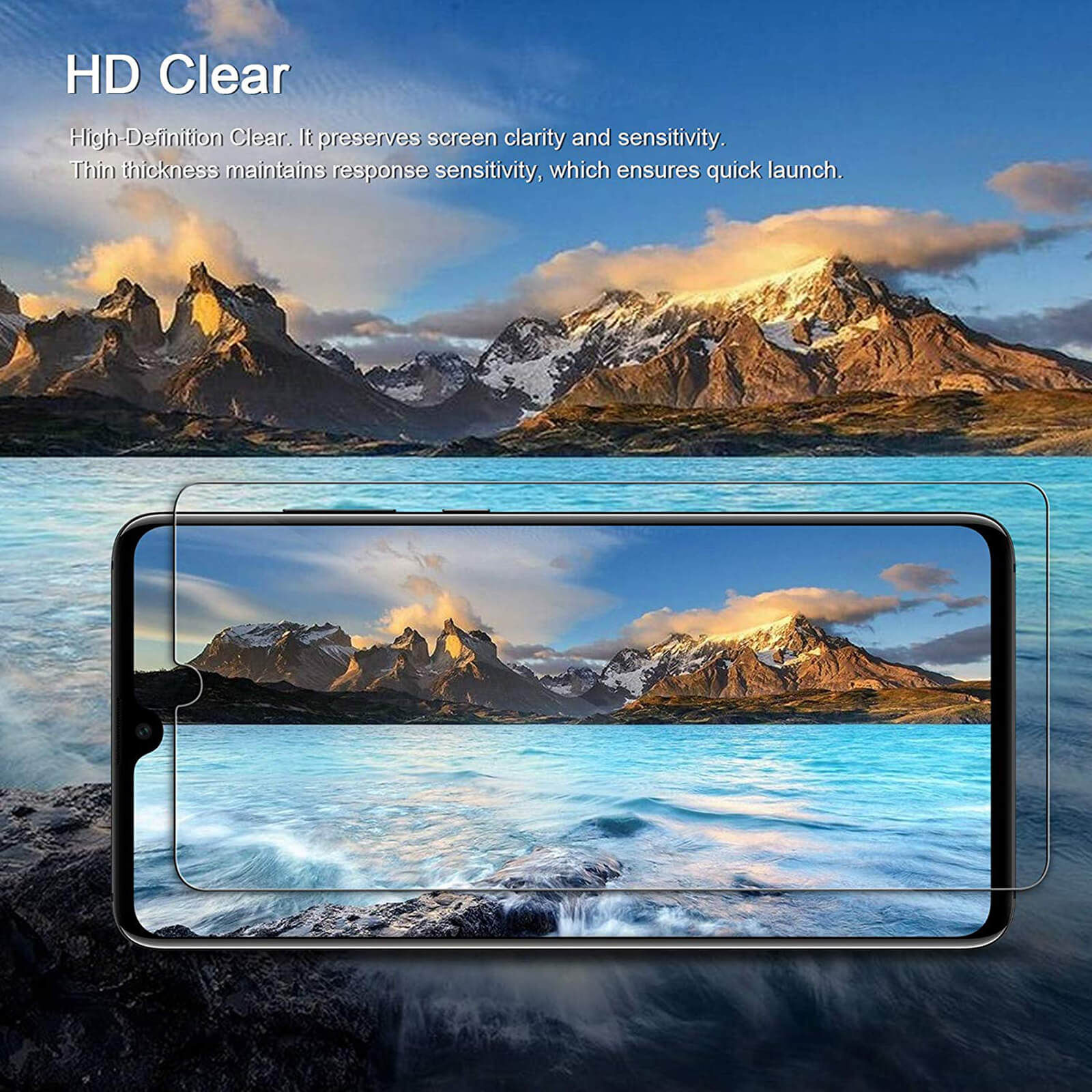 For-Huawei-Tempered-Glass-New-Full-Screen-Protector-Mate-20-P20-P30-Pro-Lite miniatuur 23