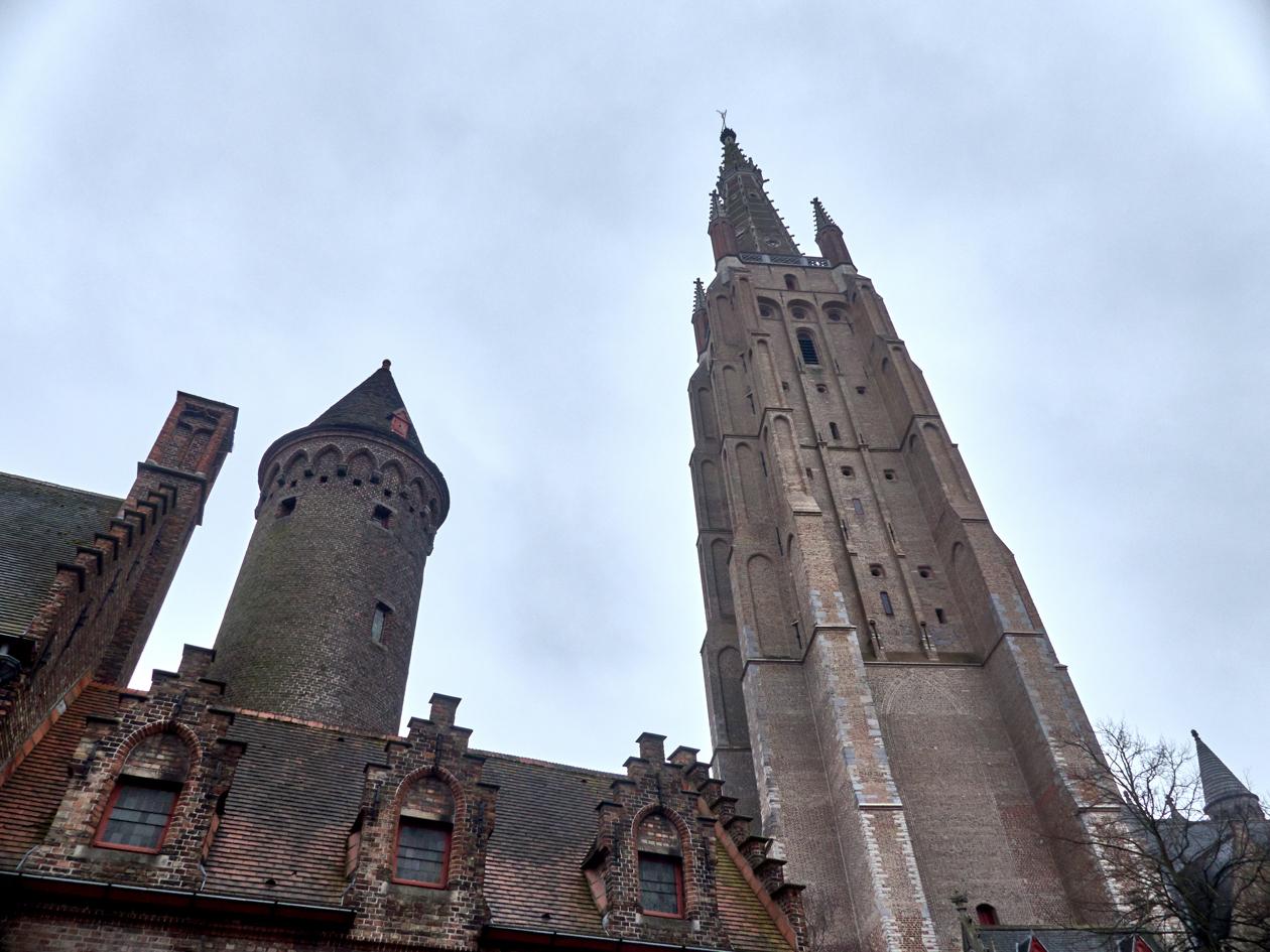 Catedral de Brujas